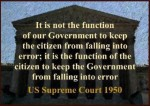 Function of the Citizen