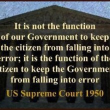 FIFTH APPELLATE COURT JUSTICES ACCUSED OF BEING DOMESTIC ENEMIES OF THE CONSTITUTION