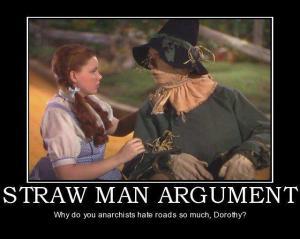 Straw-man-argument